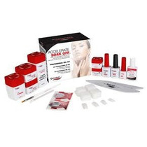 Kit Para Uñas Esculpidas Soak Off Supernail!!