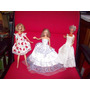 Lote De 3 Muñecas Barbies