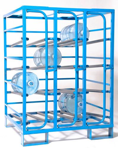 Rack para 24 bidones de agua de 20 litros otros a ars for Bidones para agua