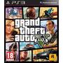 Gta V Grand Theft Auto V Gta5 Ps3 Nuevo Sellado Fisico