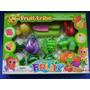 Set De Frutas Y Verduras Para Jugar