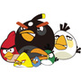 Kit Imprimible Angry Birds Golosinas Candy Bar