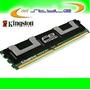 Kingston 4gb 667mhz Ecc Fb Dimm Pc2-5300 P/ Server O Macpro