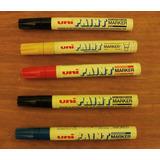 Marcador Uni Paint Px-20 Esmalte Permanente