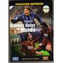 Grandes Goles Del Mundo Futbol Pele Diaz Zico Dvd Original
