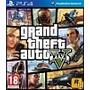 Grand Theft Auto V Ps4 Nuevos Fisicos Sellados !!!