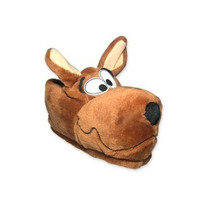 Pantuflas Peluche Scooby Doo... Las Mejores Del Mercado!!!