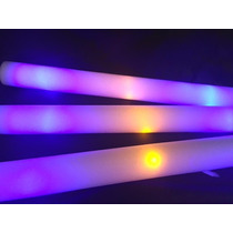Pack Cotillon Luminoso Combo Fiesta 40 Barras Rompecocos Led