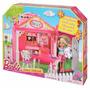 Mattel Barbie Casa De Muñecas Con Accesorios ..en Magimundo