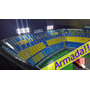 Maqueta La Bombonera Con Luces Estadio 3d Iluminado Boca
