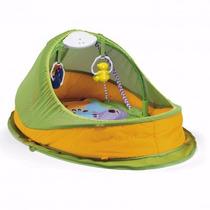 Gimnasio De Bebe Chicco Fun Travel Nest Plegable Con Bolso