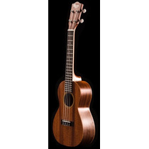 Ukelele Concierto Ohana Ck10 Caoba Aquila Strings Nuevo