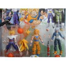 Blister 3 Personajes Dragon Ball Z - Varios Modelos