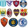 Vectores Futbol: Escudos Camisetas Banderas Y Mas +regalos