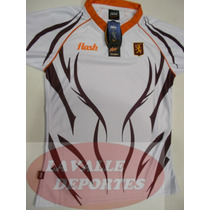 Camiseta Rugby Newman Flash Original Adulto De Fabrica