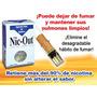 Nic Out, Boquilas Para Dejar De Fumar No Electronicas 3 Caja