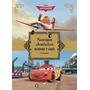 Libro Aviones Y Cars Sueños Dorados (90 Pag) / Zona Devoto