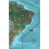 Mapa Náutico Bluechart G2 Vision Sudamérica Costa Este