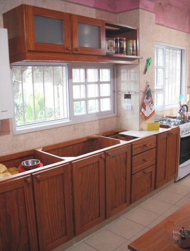Muebles De Cocina Alacenas De Pino A Medida (Madera) a ARS 1090 en