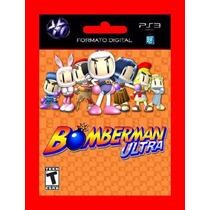 Bomberman Ultra Ps3 Digital Oferta Envio Ya !!!