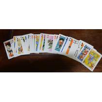 Dragon Ball Z - Cartas De Poker Nuevas Sin Uso