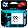 Cartucho Hp 122 Tricolor Color Ch562hl Original