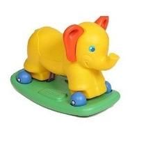 Elefante Trompita Con Mecedora Vegui - Toysdepot