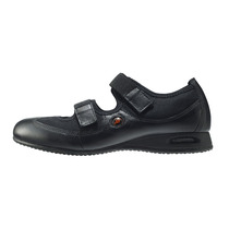 Zapatillas Hush Puppies Bosc - Excelente Confort - Negras