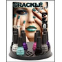Display De Esmaltes China Glaze Crackle Cremosos X18 U!
