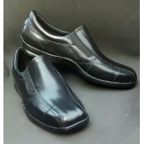 Zapatos De Cuero Sport Fino