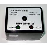 Detector De Llama Para Quemadores A Gas Brahma Re3 Italiano
