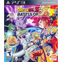 Dragon Ball Ps3 Battle Of Z Batalla De Los Dioses Lgames