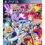 Dragon Ball Ps3 Battle Of Z Batalla De Los Dioses Lgames