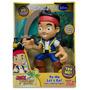 Disney Parks Pirata Jake Figura De 12 Pulgadas Electronica!!