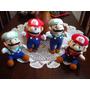 Muñeco De Tela Super Mario - Luigi