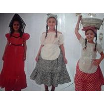 Disfras De Dama Antigua,completo+envio Gratis Solo C.a.b.a.