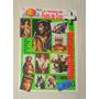 M201 Revista De Punto Cruz Con Moldes Y Esplicaciones