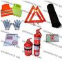Kit De Seguridad Automotor Reglamentario 7 En 1