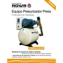 Equipo Presurizador Rowa Press 410vf -variador De Frecuencia