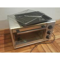 Horno Grill Electrico Atma Hg 2310 E 23 Litros 1380 W