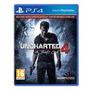 Uncharted 4 Ps4 Original Nuevo Cd Físico