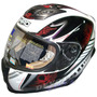 Casco Shiro Motion Sh821 Rojo Model Linea 2014 Devotobikes