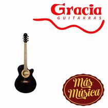 Gracia 300 Guitarra Acustica Varios Colores