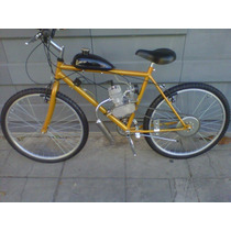 Bicimotos Mountain Bike Mtb Con Motor 48cc $2250 4976-2552