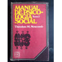 Manual De Psicologia Social Tomo 1 Theodore M. Newcomb
