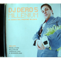 Dj Dero 5 - Millenium / 2 Cds Pop Art 1999