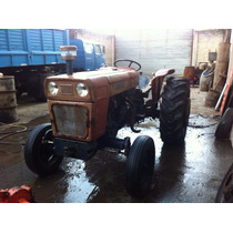 Tractor Fiat 400e.