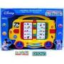 Disney Autobus Interactivo Para Jugar Y Aprender