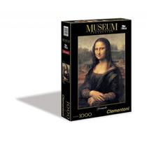 Puzzle Clementoni X 1000 Mona Lisa Tuni 31413