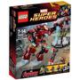 Lego 76031 Super Heroes The Hulk Buster Smash